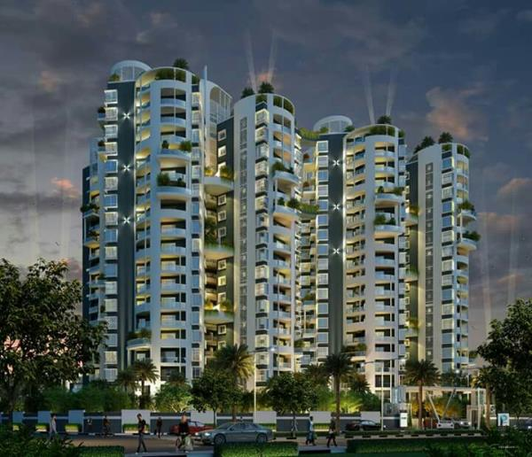 most luxury apartment in east of the banagalore 2& 3 bhk flats available in mahadevapura opp to Phoenix mall. contact - 8884445676/8884445677. - by Budhra Infra, Bengaluru