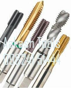 HSS TAP SET - by Aakash Tools Co., Ahmedabad