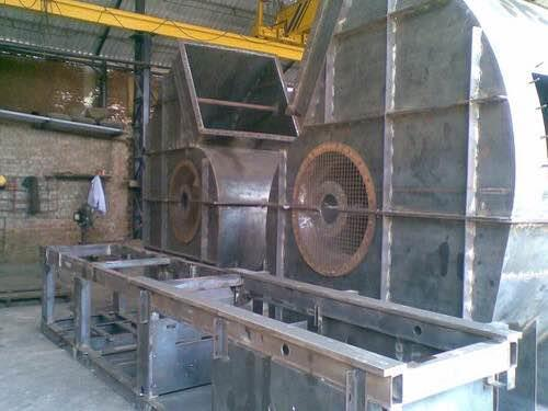 We deal in heavy fabrication work in Ahmedabad Gujarat India  - by Arpan Fabricator, Ahmedabad