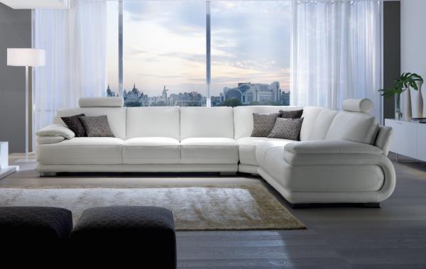 Model : ATLANTIC   Very Modern , Stylish Designer Sofa   Italy - by Crezza, Coimbatore