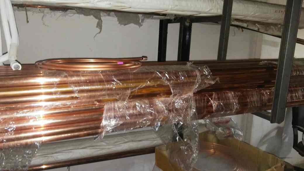 We are best copper pipes supplier and dealer in Vadodara. We are dealer and supplier for Copper tubes in Surat, Bharuch, Ahmedabad, Vadodara. - by Om Refrigeration, Vadodara
