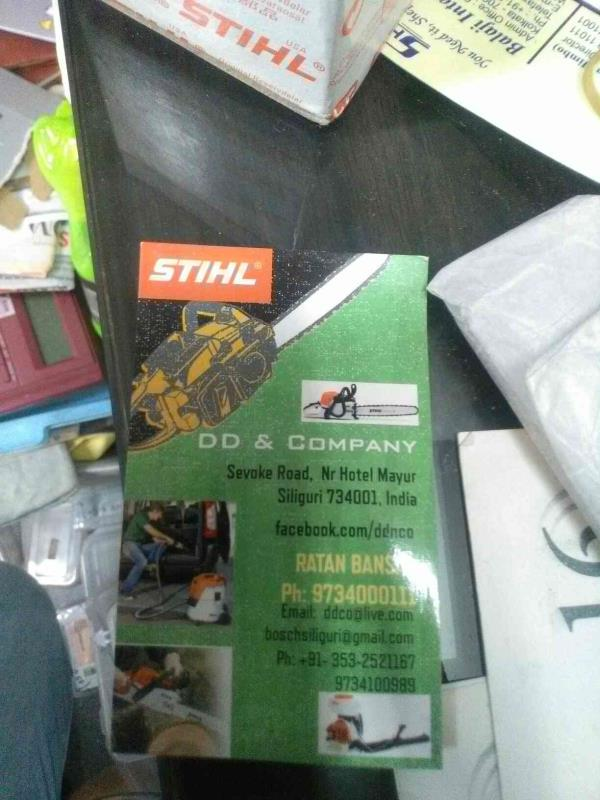 STIHL DEALER - by D D & Company, Siliguri