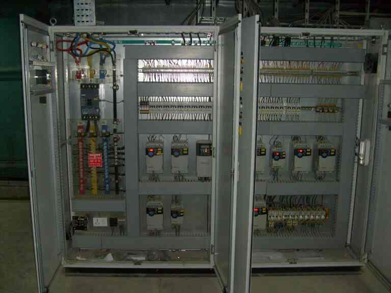 NSTRUMENTATION & AUTOMATION PANELS  PLC CONTROL PANEL / INSTRUMENT PANEL / SCADA - DCS SYSTEM PANELS  CONSTRUCTION– MS / SS 304TYPE– FIXED, NON DRAWOUTMOUNTING– WALL / FLOOR MOUNTINGPAIINTING– CHEMICAL TREATMENT AND POWDER COATING FOR  - by Purvax Engg, Ahmedabad