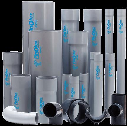 The Selfit (Solvent Cement Joint) pipes have one end self-socketed and the other end plain, which fits snugly without the use of copiers. The strong solvent cement joint is permanent and trouble-free. - by Sagar Enterprises, Pune