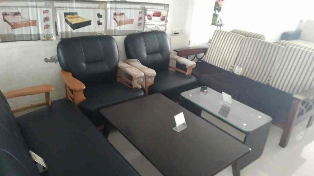 Leatherride sofa available in Indore  - by Continental Marketing , Indore