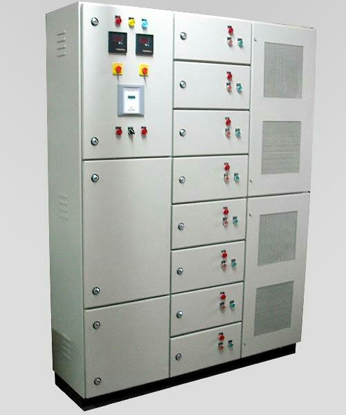 We are a leading manufacturer and supplier of APFC panel in Vadodara, Gujarat. - by Kavya Electricals, Vadodara