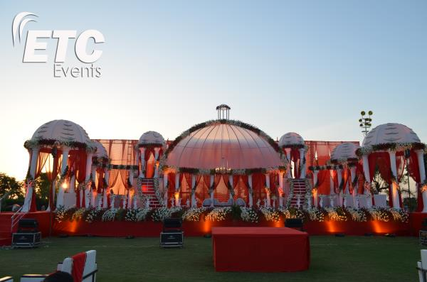 WEDDING PLANNER  We not only focus on corporate market, but dedicate equal attention to private parties, weddings, and intimate events. We incorporate originally and creativity to enhance the event experience, and create inspiring, exhilar - by ETC solution, Ahmedabad