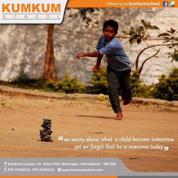 - by Kumkum School, Ahmedabad