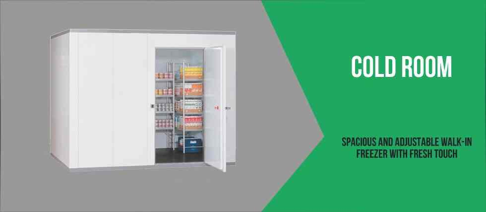 COLD STORAGE MANUFACTURER   we have wide and customized range products in cold storage. we have best quality product and also provide after sales services in India  - by ENGGTEMP INNOVATION PVT LTD , Ahmedabad