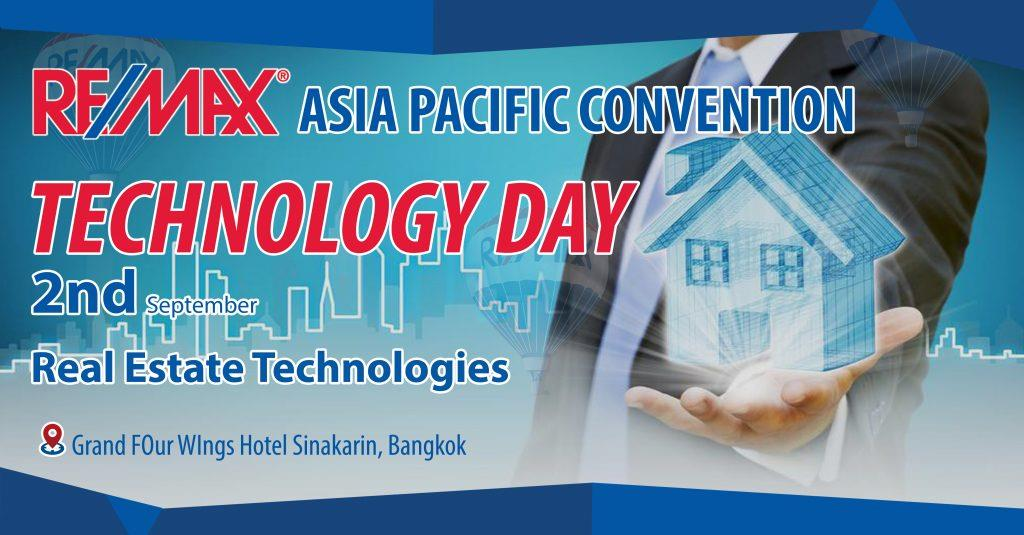 Join the first Real Estate Technology Day in Thailand - September 2nd 2016  New services - New Technologies - New Brands - New Trends - New Solutions   The World is Changing and new technologies are been developed everyday  Keep yourself up - by RE/MAX Top Properties, Amphoe Kathu