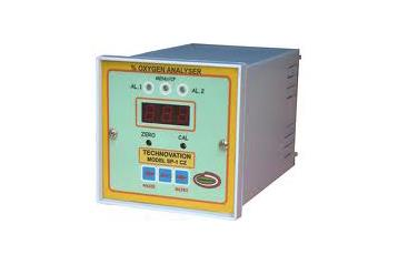 THE TECHNOVATION MODEL SP-1CZ OXYGEN ANALYZER is µP based and has a specially designed sampling configuration with an oxygen sensor at the end of a cable that makes it feasible to accurately measure Oxygen at a gas manifold while the instru - by Aim Instruments, Ahmedabad