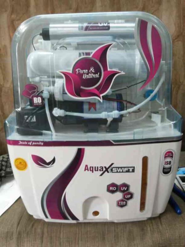aqua shift ro +uv+uf+tds control er with one year warranty only on 6999/- - by Drishti aqua services, New Delhi
