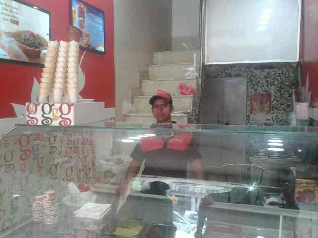 Best shop - by Gianis ice-cream shop, Delhi