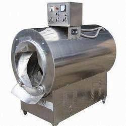 Manufacturers Of Chenna Roaster Machine In Coimbatore , Tamil Nadu, Keral, Karnataka,  Chenna Roaster Machine In Selam, Erode, Madurai, Tirichi  - by Sri Kanisha Engineering Works, Coimbatore