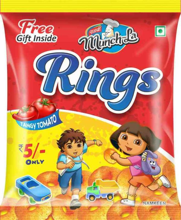 we are the best supplier of corn rings in Indore. - by Rajshri Waffers, Indore