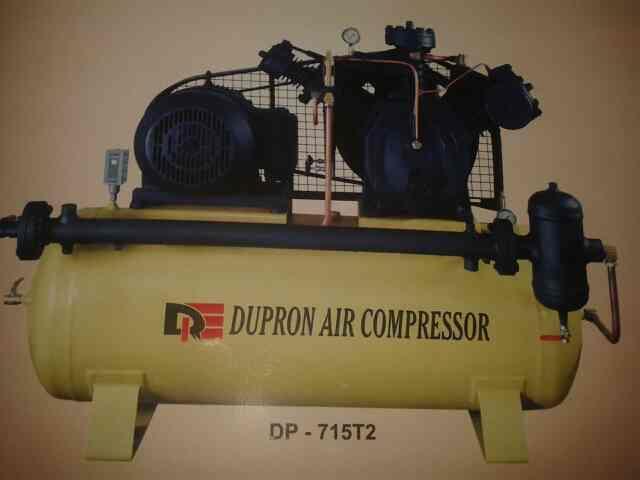 we aee manufacrure of air compressure in aahmedabad - by Dupron Engneering, Ahmedabad