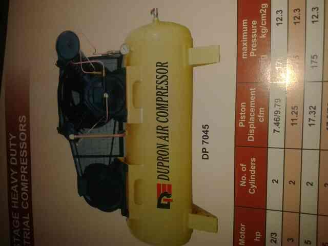 we are ledind supplier of air compressore parts in ahmedabad. - by Dupron Engneering, Ahmedabad