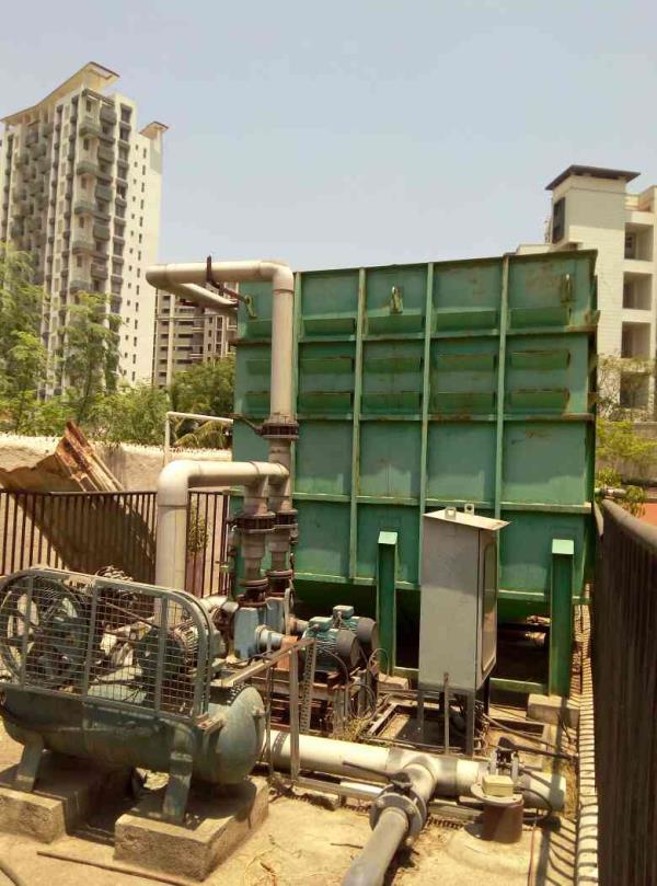 Sewage Treatment Plant  - by Titazon Enterprises , Pune