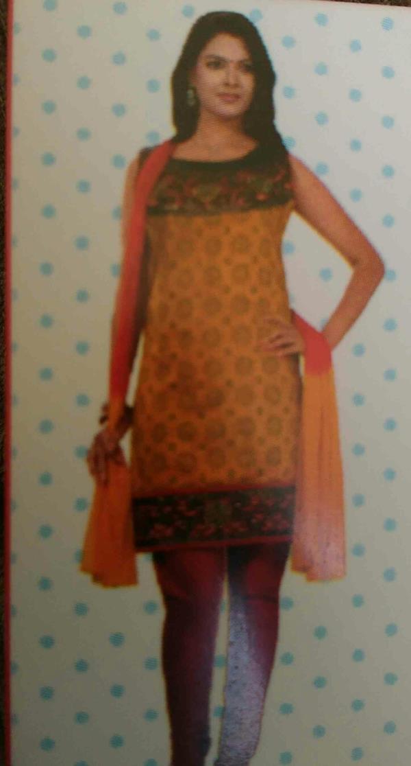 Buy online ladies kurties laeggines guoppatas dress material   ladies dress material ladies Kurties  - by Ambica fashion, Ahmedabad