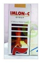 Imlon-C Syrup  As a premium Exporter and Supplier of Ayurvedic Medicines, we bring forth highly-effective Imlon-C Syrup. Imlon-C Syrup is used to treat gastric and other health problems. Imlon-C Syrup is packed using the best quality packing materials ensuring safe & easy delivery.  Indication : Hyperacidity Heartburn Indigestion Gastritis Flatulence  Packing : 1010 box / 200ml