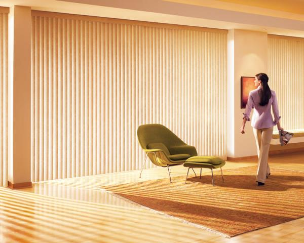 Interior Vertical Blinds In Delhi NCR. Interior Vertical Blinds In Gurgaon. Interior Vertical Blinds In Faridabad We are offering our clients an exclusive assortment of Interior Vertical Blinds which is extensively demanded in homes, office - by Shashank Enterprise, Delhi
