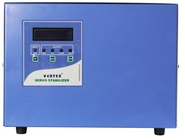 Servo Stabilizer In Chennai - Single Phase  Single Phase Stabilizers (Aircooled /Oilcooled): Servo Stabilizers are used to protect any critical equipment, which are effected by the fluctuation in the input supply and those equipments do not - by VERTEX POWER SOLUTIONS PVT LTD 9940058974, Chennai