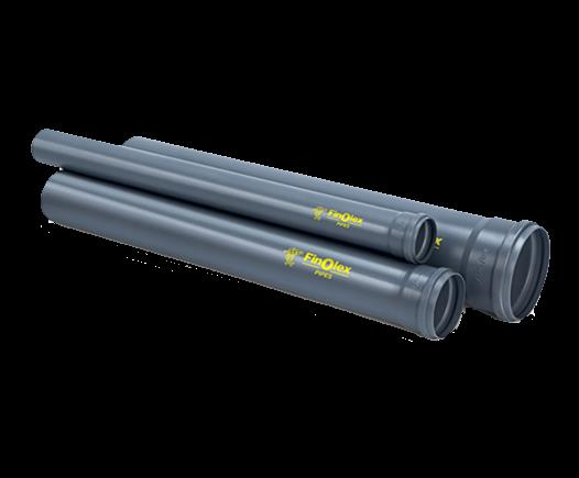 SWR – Ringfit PVC PIPES.  Finolex SWR ring fit pipes are available with one end as plain and other end as self-socketed with an integral groove to hold the rubber gasket. When joined with a rubber ring, the joint formed is a water tight. Th - by Sagar Enterprises, Pune