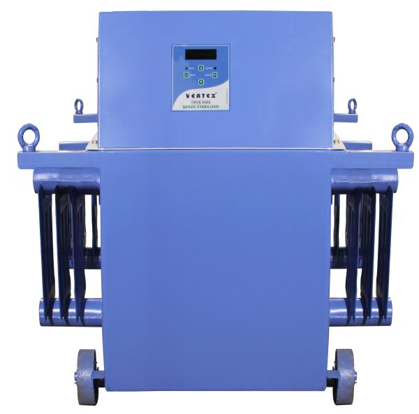 """Servo Stabilizers """"Adopting latest technological innovations, we have been able to manufacture a precisely controlled range of Servo Controlled voltage stabilizers. These are fabricated using superior quality raw material and can be customi - by VERTEX POWER SOLUTIONS PVT LTD 9940058974, Chennai"""