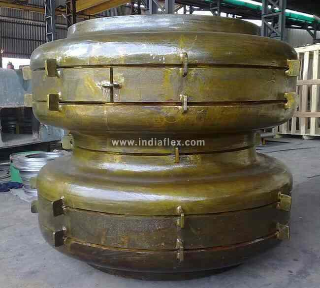 All types of Manufacturer of Pressure joints and supplier of Pressure joints in Gulf countries - by INDIAFLEX ENGINEERING, Ahmedabad