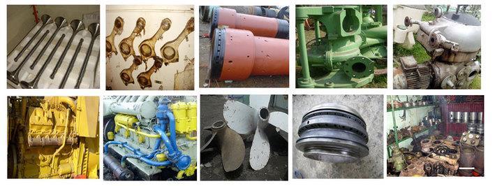 Ship Spare Parts Manufacturers - by Urmila Engineering Works | Ship Spare Parts| Ship Repairs| Vizag, Visakhapatnam