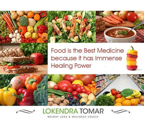 Lokendra Tomar - Best Dietician in Gurgaon Delhi NCR  Food is the best medicine because it has immense healing power. Get eye opening knowledge on Food & Nutrition from Mr. Lokendra Tomar, Weight Loss Expert. www.lokendratomar.com - by Lokendra Tomar Weight Loss & Wellness Coach, Gurgaon