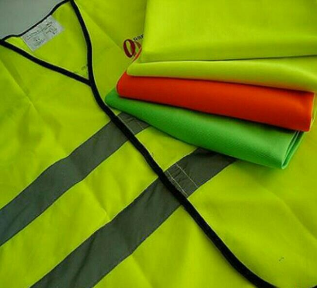 Fluorescent High Visibility Fabrics - GSM135 FLUORESCENT HIGH VISIBILITY FABRICS  Colours available : Orange / Yellow-Green  Raw Material Used : Polyester or Blended  Special Features : FLUORESCENT COLOURS  Applications : Safety Uniform - by FABRICS INDIA, Delhi