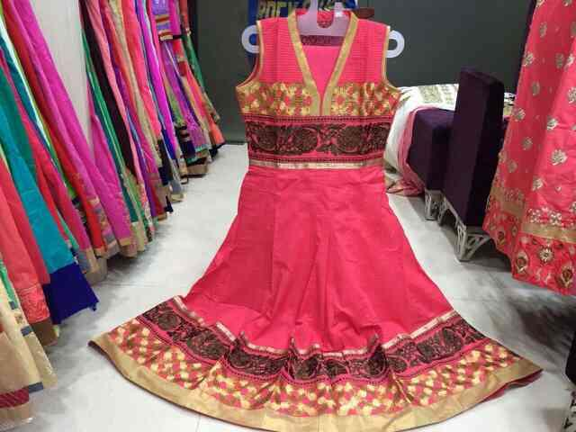 we are manufacture of punjabi dress in ahmedabad. - by Varun Creation, Ahmedabad