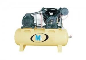 Two stage Air Compressors are used for pressure requirement upto 175 PSIG. So, these are used for Medium Pressure Application.  In small scale industries two stage heavy duty industrial compressors are suitable for backup system as well as  - by Mangalam Enterprise, Ahmedabad