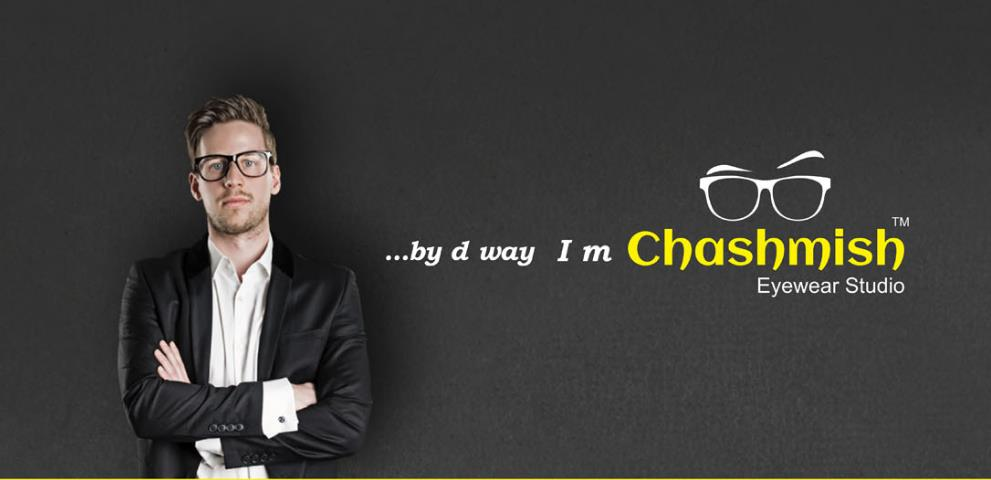 Chashmish has launched with four outlet in AHmedabad, we are one stop solution for spects, Sunglasses, contact lences - by chasmish, Ahmedabad