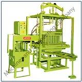 860 M Stand Type Hydraulic Concrete Block Making Machine :   We Are The Leading Best Quality 860 M Stand Type Hydraulic Concrete Block Making Machine Manufacturer And Supplier In Coimbatore, TamilNadu, India,   Manual Mix Feed, Hydraulic Pr - by MEC, Coimbatore
