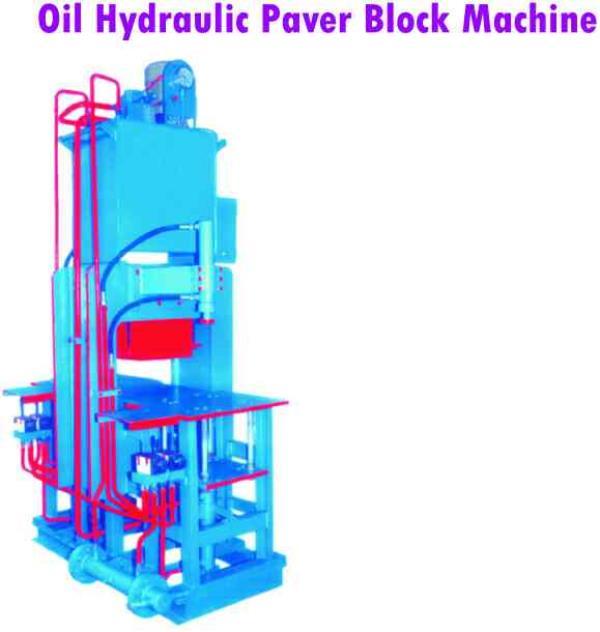 we are quality manufacturers of paver block making machine  - by JAY JALARAM MACHINE TOOLS, Near Pooja Steel, Panchasar Road. Morbi. 363 641