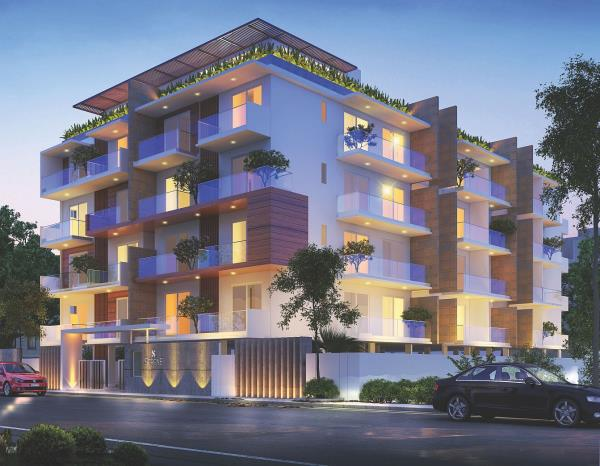 Ready to Possession Ultra Luxury 2 & 3 BHK Apartments in Shubh Enclave, Harlur Road, Bangalore - by ClickHomez, Bangalore Urban