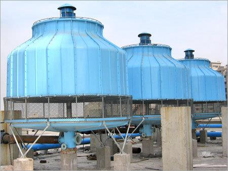 Manufacturer and Exporter of FRP Cooling Towers Our product range also comprises of Round Type Cooling Tower, FRP Round Type Cooling Tower.  FRP Cooling Towers Manufacturer in Coimbatore FRP Cooling Towers Manufacturer in Tamilnadu FRP Cool - by SMART COOLING SYSTEMS, Coimbatore