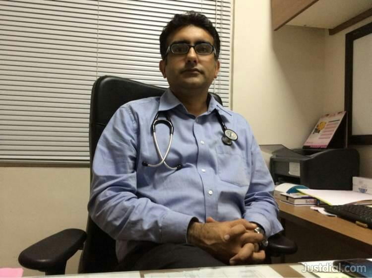 Best pulmonologists in bhopal. - by Dr Ashwini Malhotra, Bhopal