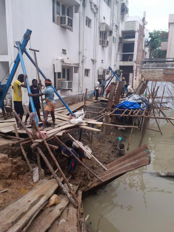 BEST UNDER REAMED PILE SERVICES IN CHENNAI  Under Reamed Pile - by Bedrock Pile Foundation 9840348197, Chennai