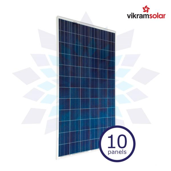 Dealers For Vikram Solar Panels Available in all Wattages and Voltages - by Sv Technologies, Hyderabad