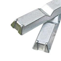 TIN INGOTS 99.95% PRODUCT OF WORLD BEST SUPPLIER    TIN INGOTS READY STOCK AVAILABLE , MSC , RBT, INDO , ETC..  WE ARE LARGEST STOCKIST OF MSC TIN 99.90% TO 99.99% AS PER CUSTOMER NEED .   PURE TIN INGOTS , 99.90%  Tin is a soft, silvery-wh - by ALNICO INOX, Mumbai