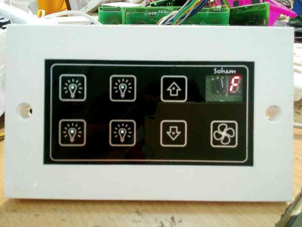 2, 3& 6 way sensor based touch switches, manufacturing as per client requirements, we are manufacturer of touch switches, remote touch switches, android based touch switches in Vadodara Gujarat. - by Zeck Switch, Vadodara