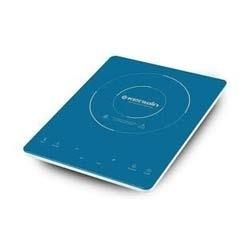 Ultra Slim Induction Cooker Sensor Touch Control 2000W Strong Fire Power Blue Micro Crystalline Plate, Thermostable, Anti-Corrosive, Easy Clean, Colour will never change 4 hours Timer Imported IGBT Super Wide Voltage Range  Energy Saving Upto 50%   - by Kenwin Solutions, Hyderabad