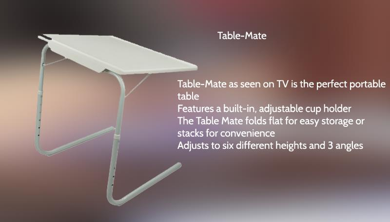 Tablemate - by Kenwin Solutions, Hyderabad