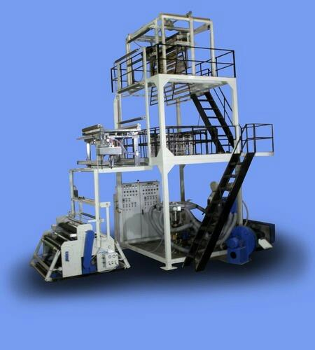 Innsale Teknik is a leading supplier of monolayer extruder in Ahmedabad, Gujarat. - by Innsale Teknik, Vadodara