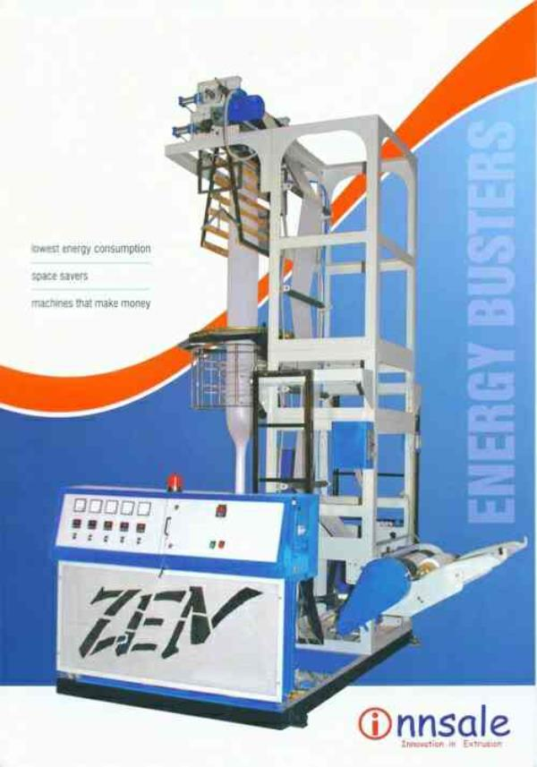 Innsale Teknik is a leading supplier of blown film plants in Rajkot, Gujarat. - by Innsale Teknik, Vadodara