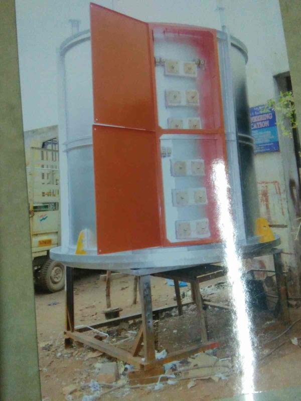 bell furnaces manufactures - by Asia Engineering & Fabrication, Chennai