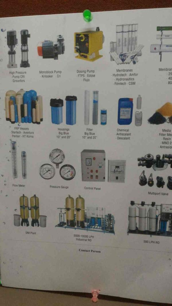 We have wide and customized range products in RO plants for domestic and industrial use. We also provide after sales services  - by VIRAL ENTERPRISE , Ahmedabad